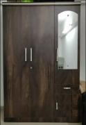 3 door wardrobe at best price