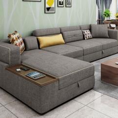 3 Seater Leather Sofa Cum Bed