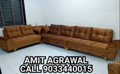 Carla model premium quality sofa set