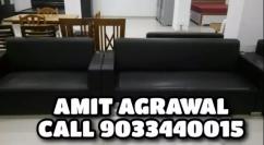 5 seater beautiful looking office sofa set
