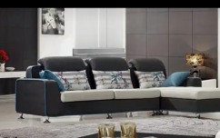 Cup collection L shape sofa