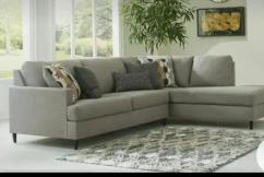 BACK coushions L pattern sofa with 5 years of warranty