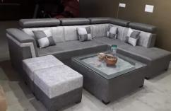 Valancia L shape sofa