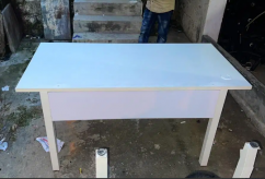 Used office tables