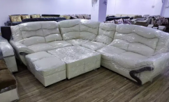 9 seater sofa with center table