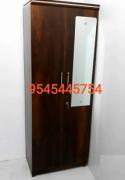 Jungle Wood Brown Colour 2 Door cupboard