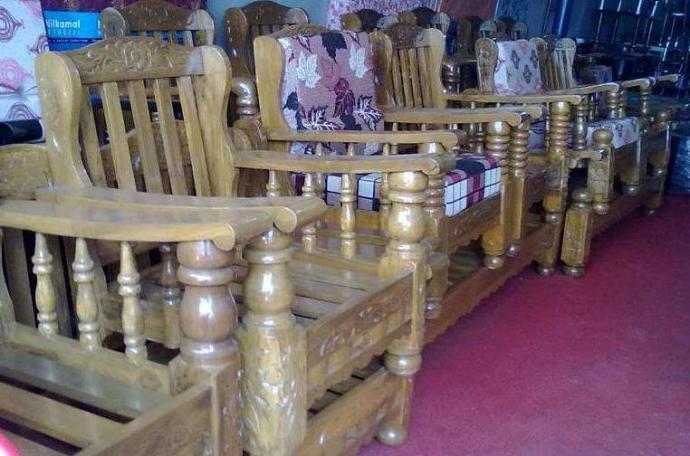 Enjoyable Sofa Made By Assam Teak Wood Forskolin Free Trial Chair Design Images Forskolin Free Trialorg