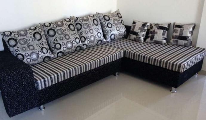 Fantastic Designer Sofa Set With Puffy And Stylish Look Creativecarmelina Interior Chair Design Creativecarmelinacom