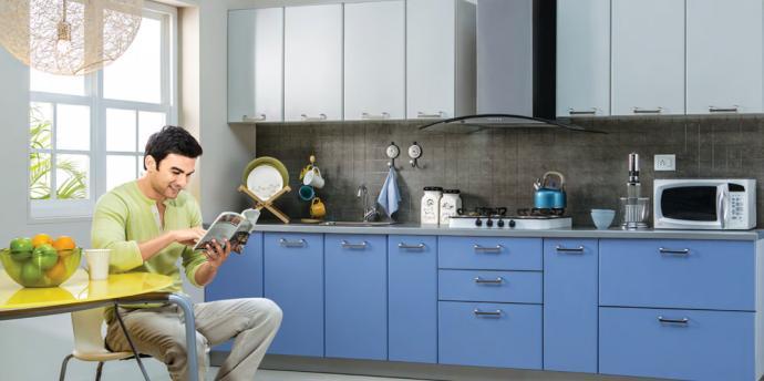 Kutchina Modular Kitchen Price Start Rs 79990 Kolkata Zamroo