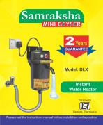 Samraksha mini geyser