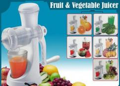 Box Packed Manual Juicer Available
