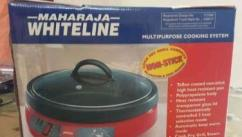 Maharaja Whiteline Electric Cooker Available