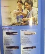 Brand New Chimney For Kitchen