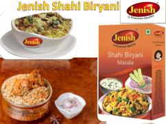 Jenish Shahi Biryani Masala