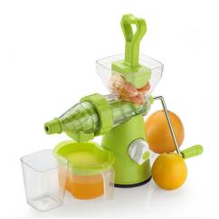 Fresh fruits and vegetable juicer