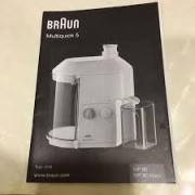 Juicer in box packed Condition