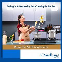 Neelam Kitchenware Store - Stainless Steel Kitchen
