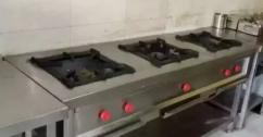 Three burner heavy bhatti for sale in excellent condition