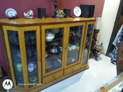 Crockery Display Cabinet in excellent condition