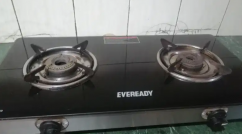 Eveready gas stove