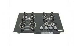 GL 4 Burner Glass Top Hob/Gas Stove