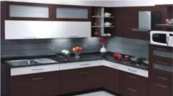 Fully Modular Kitchen price 1500 rupey sqft