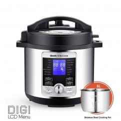 Smart Electric Pressure Cooker