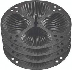 Terifica Nonstick Shell Idli Stand Plate