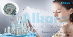 Natural water softeners for Showers in dehradun