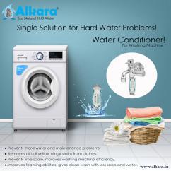 Natural water softeners for washing machine in dehradun