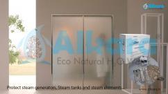 Natural water softeners for Domestic steam bath in dehradun