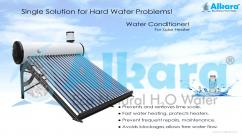 Natural water softeners for Solar in dehradun