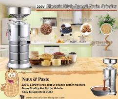 Offer Sale on  Peanut Butter Grinder Machine & Nut Butter Machine
