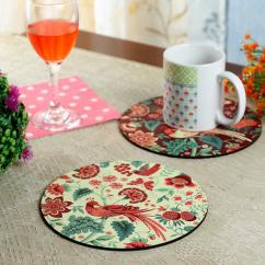 Trivets enhance the Dining Table decoration and also protect the table from mark