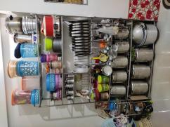 kitchen Rack Stainless steel best quality