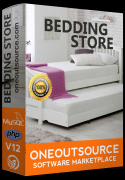 Bedding Store PHP Script