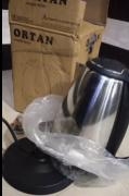 Electric kettle 1.8 ltr Orton company