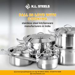 Stainless Steel Kitchenware Manufacturers