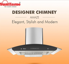 Best Designer Chimney from Sunflame