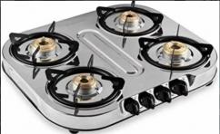 Prestige 4 burner Gas stove