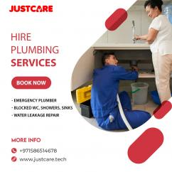 Book Emergency Plumber in Dubai for Best Plumbing Services