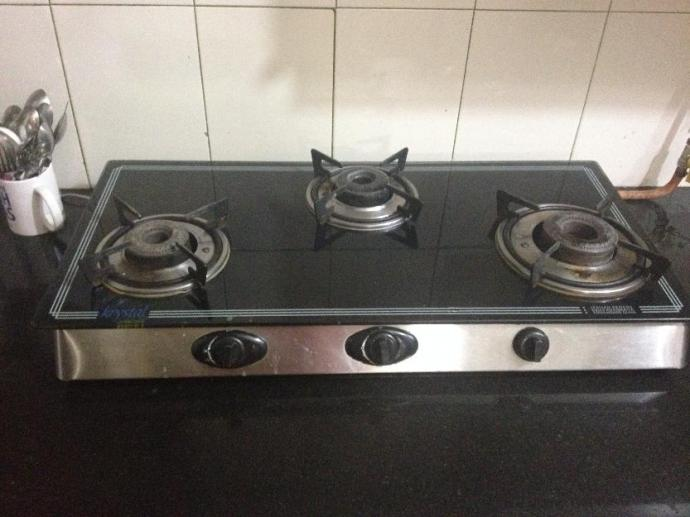 3 Stove Gas burner for sale