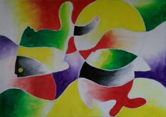 Original canvas painting on reasonable price for home & office decor