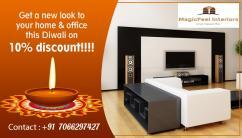 Get Best Deals On Interior Designing Services