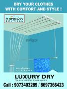 INDOOR CLOTH HANGER/DRYER