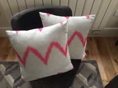 Cushions In Simple And Elegant Pattern