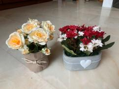 Designer Flower Pot For Home Decoration Available