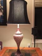 Designer Table Lamp In Working Condition