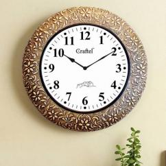 Buy Wall Clocks Online in India at Wooden Street