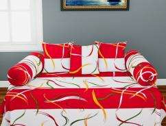 Elegant Diwan Bed Sheets